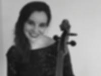 María Cabezón - Profesora de Cello del Campus Musical Valle de Tena