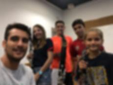 Cuarteto de Clarinetes Campus Musical Valle de Tena
