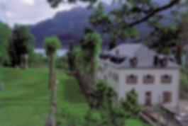 Albergue Juvenil Quinta Vista Alegre. Localizado en el Pueyo de Jaca, será el lugar donde se hospedarán los alumnos del Campus Musical Valle de Tena.