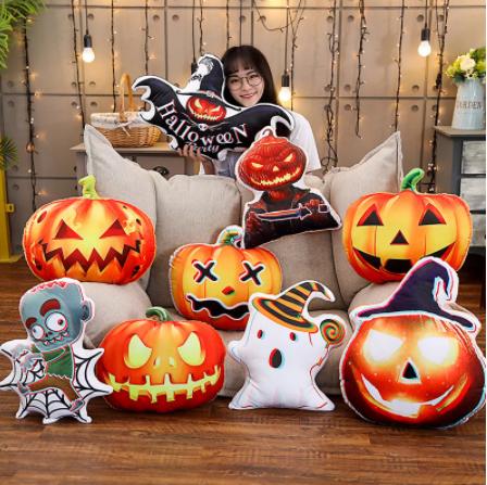 Spoopy Halloween Pillows