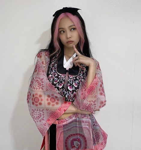 "Blackpink Jennie ""HYLT"" Inspired Outfit"