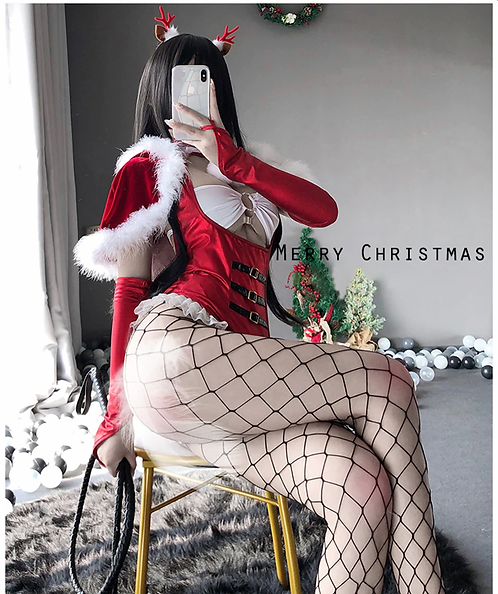 Red Christmas Costume