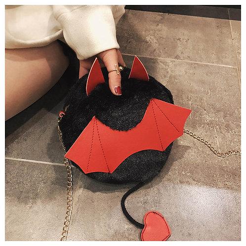Fluffy Demon Bag