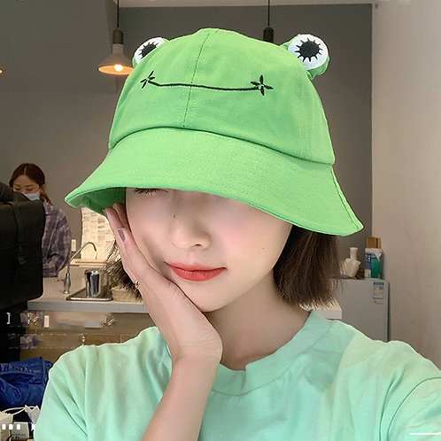 Froggy Bucket Hat