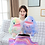 """Thumbnail: """"Barney"""" The Colourful Dino With Blanket"""