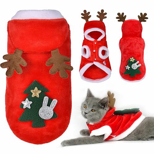 Animal Christmas Reindeer Jumper