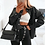 Thumbnail: Chic Black PU Shirt