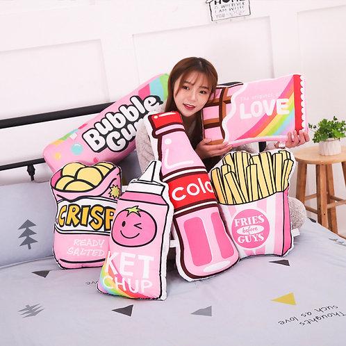Delicious Snack Pillows