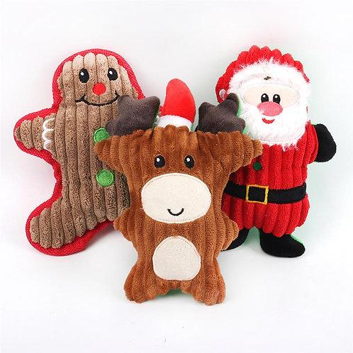 Christmas Dog Chew Toys