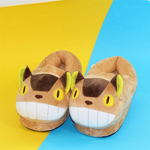 MNT Catbus Slippers