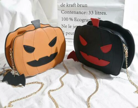 Spooky Pumpkin Bag