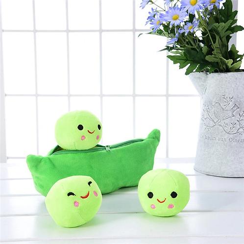 The Peepy Pea Family