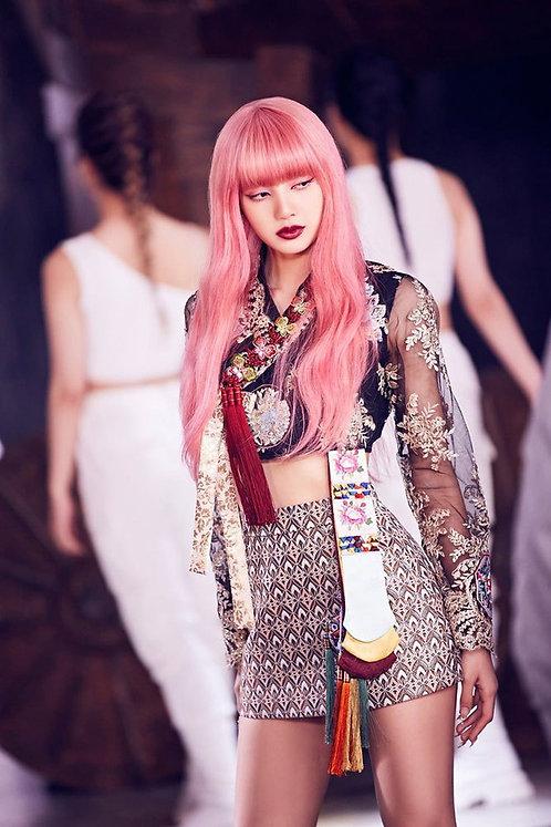 "Blackpink Lisa ""HYLT"" Inspired Outfit"