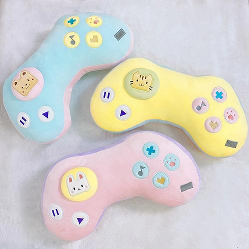 Pastel Game Controller Plushie