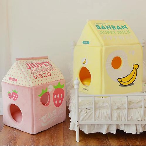 Kawaii Drink Pet Houses