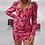 Thumbnail: Rose V Neck Dress