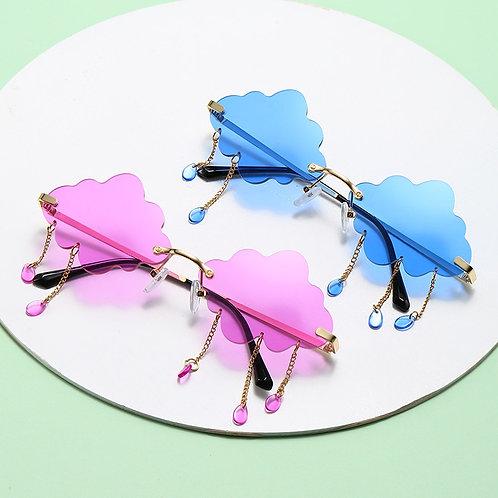 Raincloud Glasses