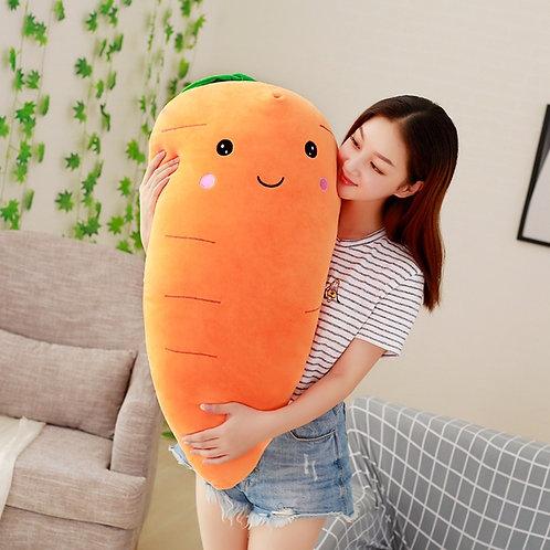 """Crunchy"" The Squishy Carrot"
