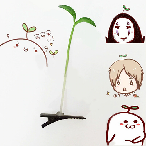 Beansprout Hair Grip