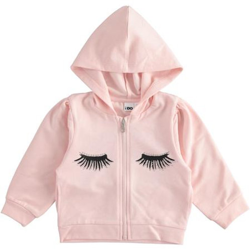 iDo Sweater Golf Pink Wenkbrauwen