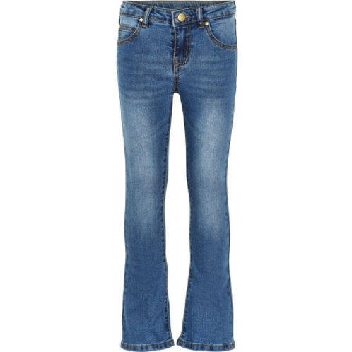 The New Flared Jeans Denim