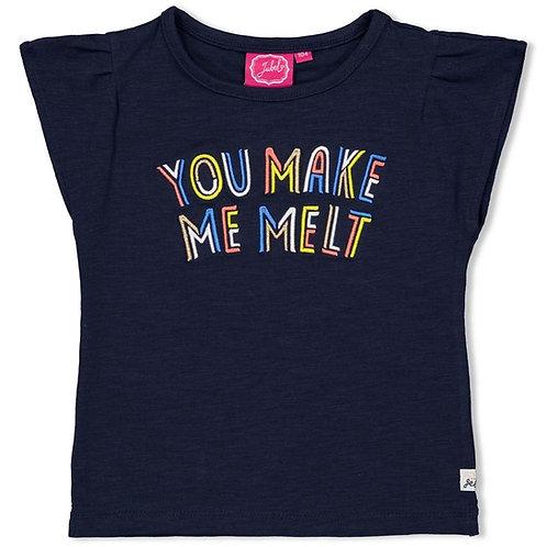 Jubel T-Shirt You Make Me Melt