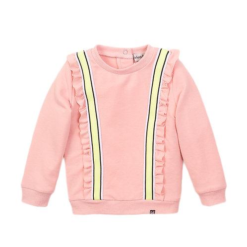Koko Noko Sweater Pink Fluo
