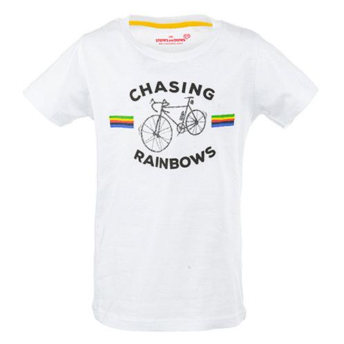 Stones and Bones T-Shirt Chasing Rainbows