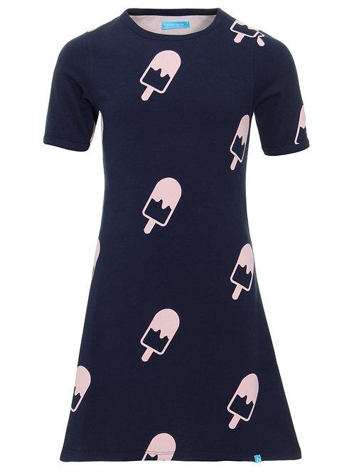 Bobbi Ravioli Dress Lauren