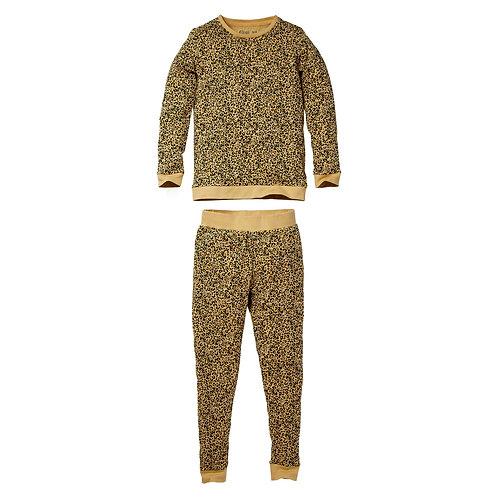 Quapi Pyjama Sand Leopard