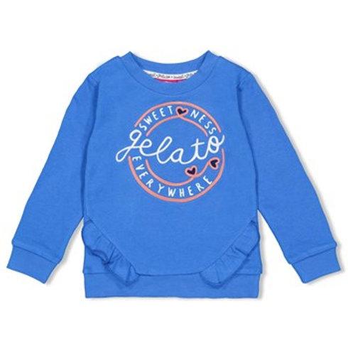 Jubel Sweater Heavy Blue Sweet Gelato