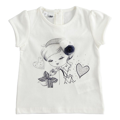 iDo T-Shirt White Girl