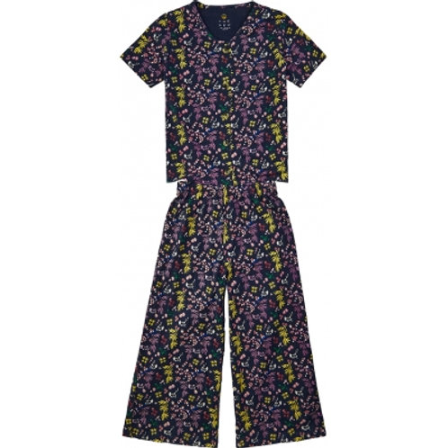 The New Jumpsuit Urikah Flowers