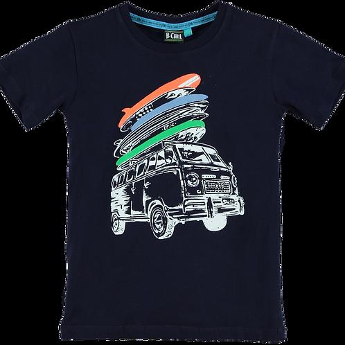 B'Chill T-Shirt Shawn Navy