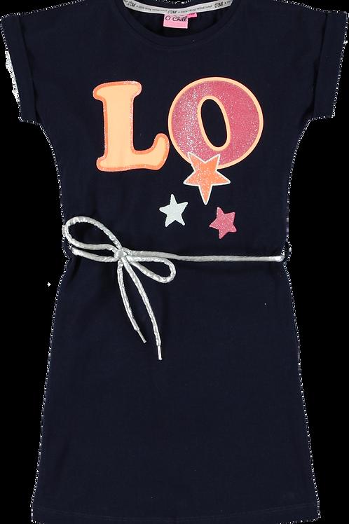 O'Chill Becky Dress Marine Love