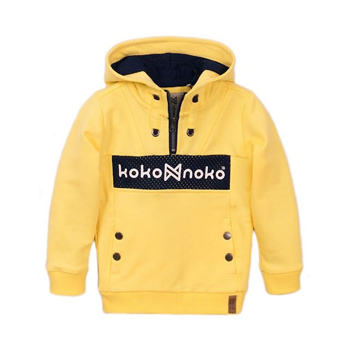 Koko Noko Hoodie Yellow