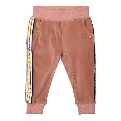 Koko Noko Joggingbroek Pink Velvet