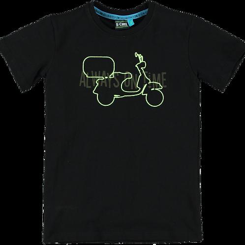 B'Chill T-Shirt Black Scooter