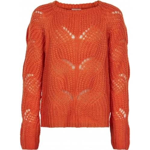 The New Pullover Orange