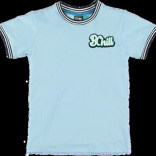 B'Chill T-Shirt Karim Light Blue