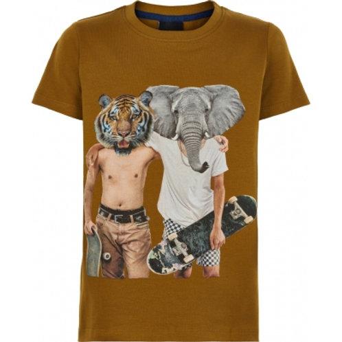 The New T-Shirt Ulrik Brown