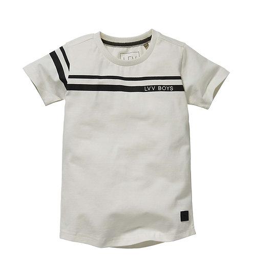 LEVV Nabil T-Shirt White