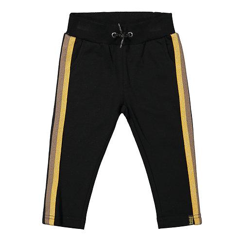 Koko Noko Jogging Black (Gold Detail)