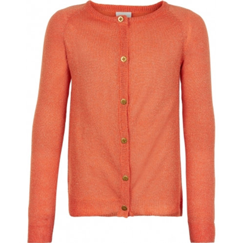 The New Aya Cardigan Orange