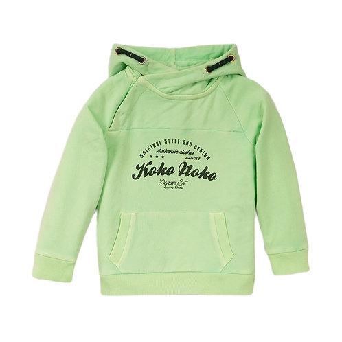 Koko Noko Hoodie Green