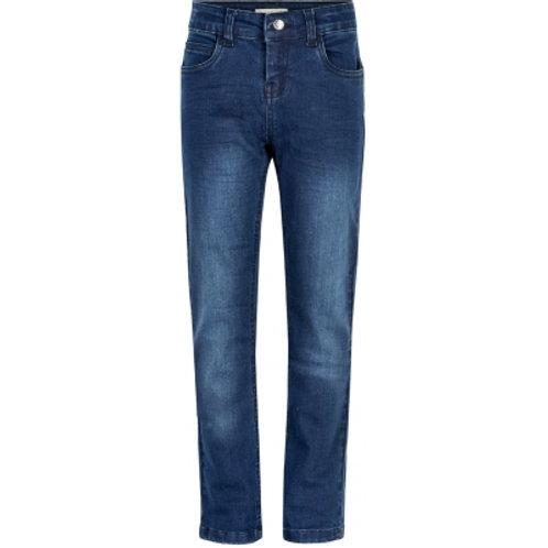 The New Stockholm Regular Jeans Medium Blue