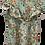 Thumbnail: Dress Flowers Long Green