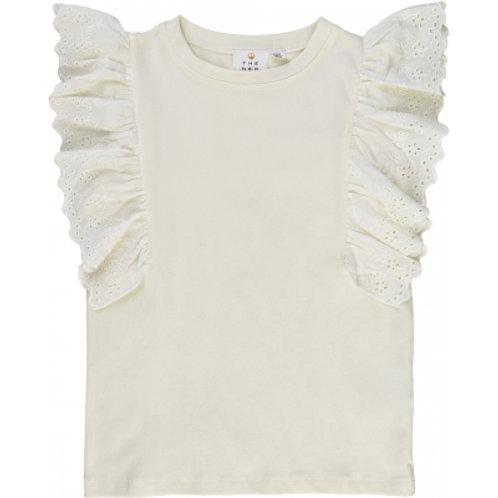 The New TillaT-Shirt Ecru