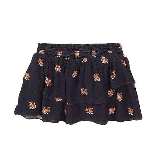 Koko Noko Skirt Navy Tiger