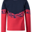 Thumbnail: 4 President Sweater Colson Red Navy